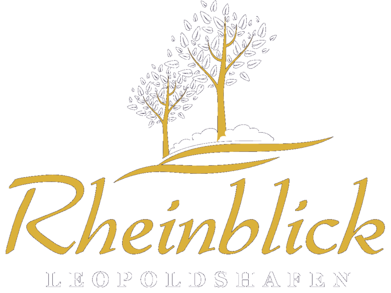 Rheinblick Leopoldshafen Retina Logo