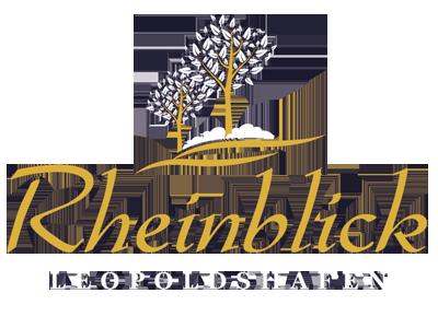 Rheinblick Leopoldshafen Logo